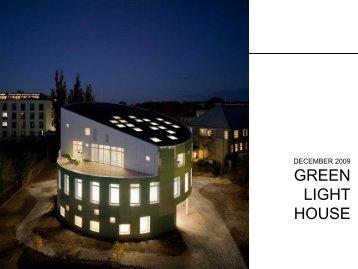 GREEN LIGHT HOUSE - Lysnet