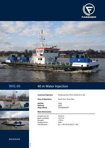 WIG 40 - Fr. Fassmer GmbH & Co. KG