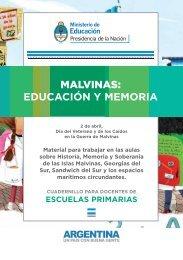 Educación y Memoria - Cedoc
