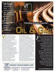 Oil & Gas.pdf - Virginia Transformer Corp