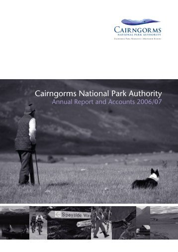 Key statistic - Cairngorms National Park Authority
