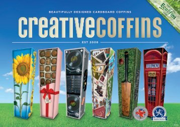 BEAUTIFULLY DESIGNED CARDBOARD ... - Creative Coffins