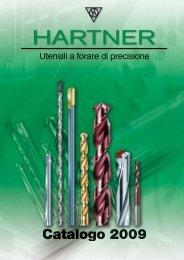 Punte coniche 2009.pdf - SEF meccanotecnica