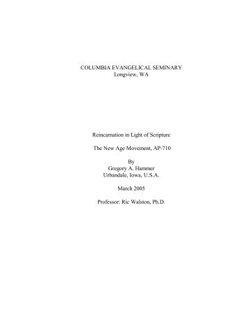 term paper title page format