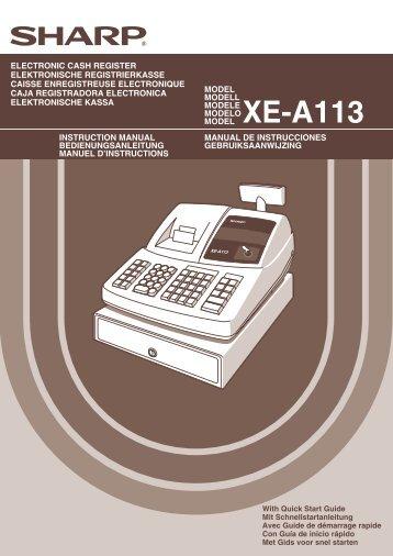 Gebruikershandleiding XEA113.pdf - Hendrickx nv