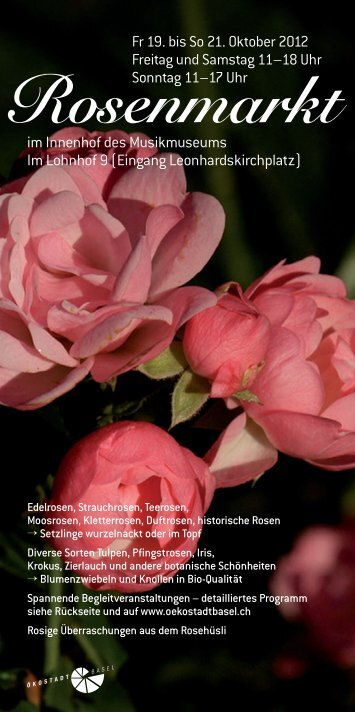 klicken um Flyer als pdf runterzuladen - Neustart Schweiz