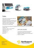 Flexibelt synhjälpmedel - Page 4