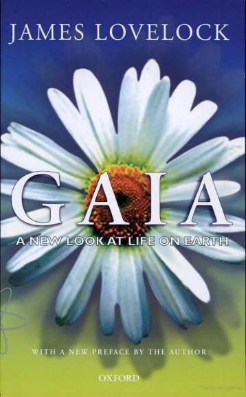 25. James Lovelock - Gaia - A New Look at Life on Earth (1979)(2000)
