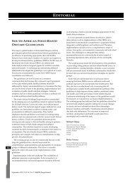 articles - SA HealthInfo
