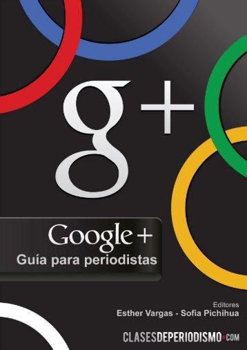 Google guía para periodistas - Mxgo.net
