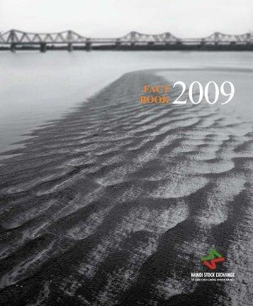 FACT BOOK 2009 - HNX