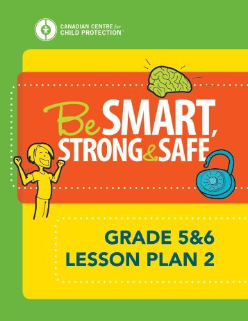 GRADE 5&6 LESSON PLAN 2 - Kids in the Know