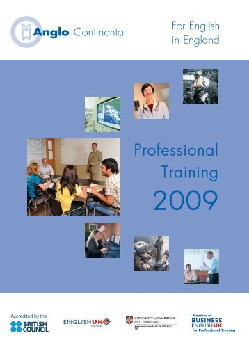 Pre training assessment form 2012layout 1 anglo continental professional training 20 increase 2009 anglo continental fandeluxe Choice Image