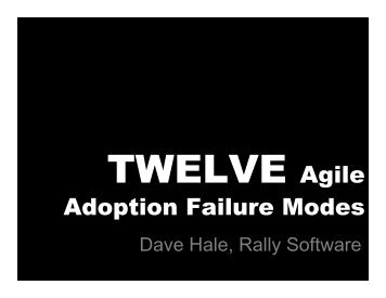Rally Software Presentation - AccuRev