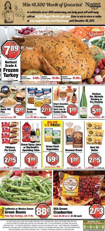 2/$5 2/$5 - Nugget Market