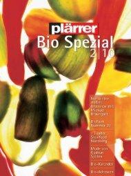 Bio-Spezial Februar 2010