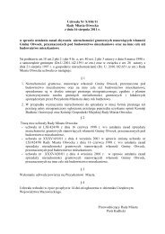 Uchwała Nr X/106/11 Rady Miasta Otwocka z dnia 16 sierpnia 2011 ...
