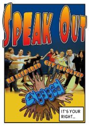 Speak Out - Young People's version - Torbay Council
