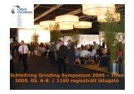 Schleifring Grinding Symposium 2009 – Thun 2009 05 6 8 ... - galika