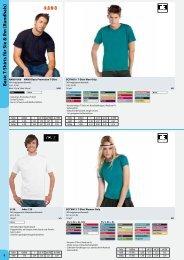 B asic T-Shirts für Sie & Ihn (Rundhals) - Sow-online.de