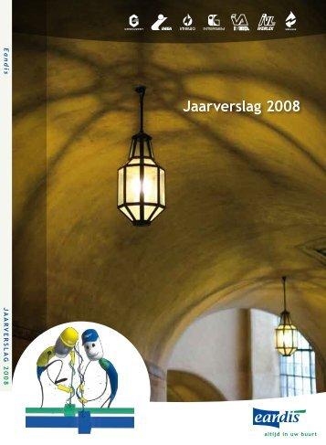 Jaarverslag 2008 - Eandis