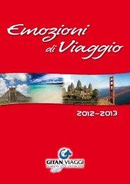 Emozioni di viaggio 2012-2013 - pdf (5,04 - Gitan Viaggi