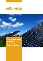 download - vdb solar
