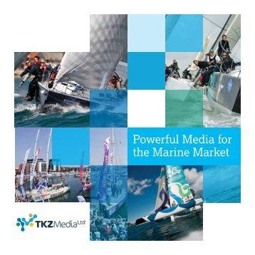 TKZ Media Ltd's Partner Package Brochure - Cowes Online