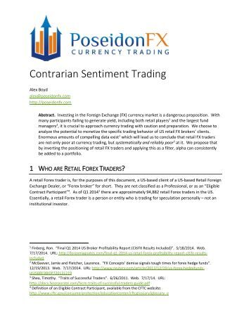 research paper on online trading Visit scottradecom to learn about research & analysis and fundamental and technical analysis scottrade - your online investing firm.