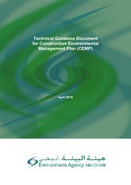 Technical Guidance Document for Construction Environmental ...