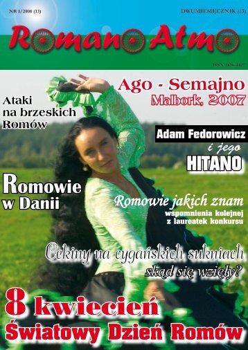 Romano Atmo nr13 - Związek Romów Polskich w Szczecinku