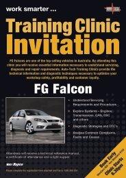 FG Falcon - Repcotrade.com.au