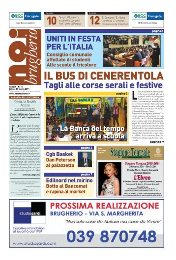 19 Marzo 2011 - Noi Brugherio