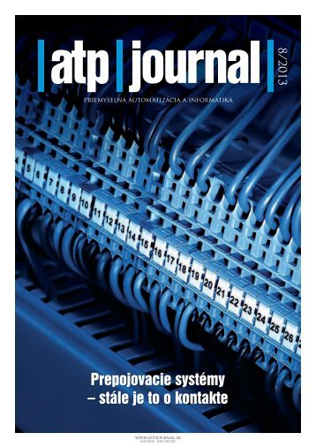 ATP Journal 8/2013