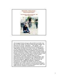 Vortrag Prof. Göppel - Servicestelle Jugendhilfe-Schule