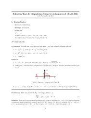 Solución Test de diagnóstico Control Automático I (ELO-270)