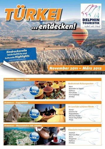 """Delphin Tourisik Winterfolder 2011/12"" als PDF"