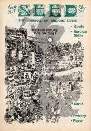 Volume 4 No. 1: January 1975 - Craig Sams