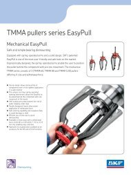 TMMA pullers series EasyPull