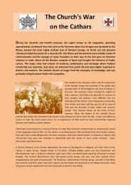 During the eleventh and twelfth centuries, the region ... - Dhaxem