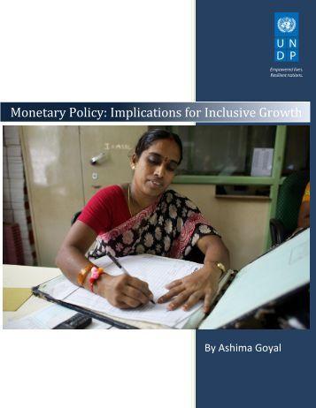 English - India - United Nations Development Programme