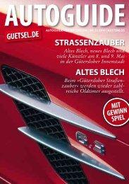 STRASSENZAUBER ALTES BLECH - Guetsel.de