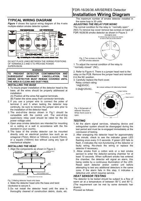 smoke detector wire diagram installation wiring diagram  installation wiring diagram
