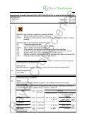 bezpečnostní list nový - Bayer CropScience - Page 2