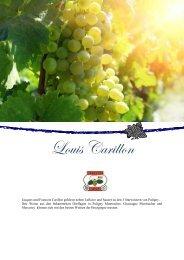 Domaine Louis Carillon - winogrono.de