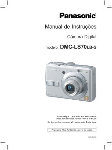 Manual DMC-LS70.pmd - Panasonic