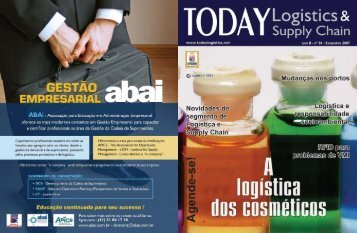 Edição 21 - TODAY -Logistics e Supply Chain