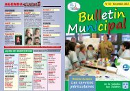 Bulletin municipal n°34 - Novembre 2012 - Commune de Saint ...