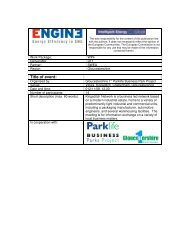 Title of event: - Engine-sme.eu