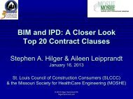 Stephen Hilger and Aileen Leipprandt - Presentation - the St. Louis ...